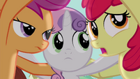 """Apple Bloom """"I don't want them laughing"""" S4E15"""