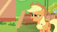 "Applejack ""Teacher of the Month kind o' ponies"" S8E9"