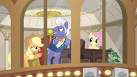 Applejack --you wouldn't be able to resist-- S6E20
