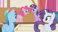 """Pinkie Pie """"she seemed fine to me"""" S1E04"""