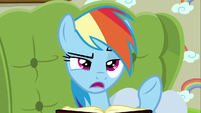 """Rainbow Dash """"it's the middle of the day"""" S6E11"""