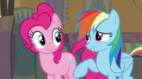"""Rainbow Dash """"you shouldn't give up hope"""" S7E18"""