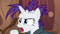 """Rarity """"you could at least pretend"""" S7E19"""