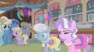 S01E12 Diamond Tiara wypatrzyła Apple Bloom