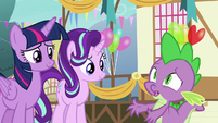 Spike -I just want things to be perfect- S7E15