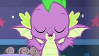 Spike -the team that finds the most- S8E15