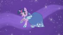 Twilight's Gala Dress S01E14