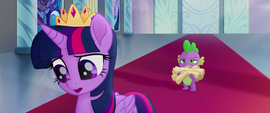 """Twilight Sparkle """"I'm about to ask"""" MLPTM"""