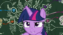 """Twilight Sparkle """"almost as if"""" S8E22"""