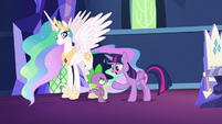 """Twilight Sparkle """"you just never know"""" S7E1"""