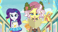 Vignette looking at Rarity's application EGROF