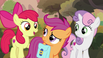 Apple Bloom getting another idea S9E12