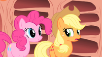 """Applejack """"How did you do that?"""" S1E16"""