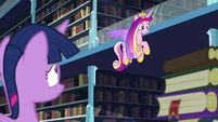 Cadance --I thought you were taking care of the baby!-- S6E2