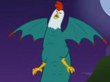 Gallo Dragón