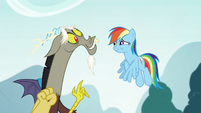 """Discord """"it's for the greater good!"""" S5E22"""