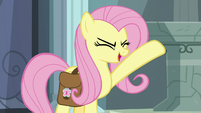 """Fluttershy """"Daring Do and the Fallen Idol!"""" S9E21"""