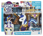 Guardians of Harmony Shining Armor packaging