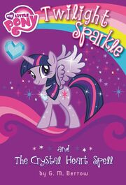 Nueva portada de Twilight Sparkle and the Crystal Heart Spell.jpg