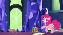 """Pinkie Pie """"being trapped for all time"""" S7E25"""