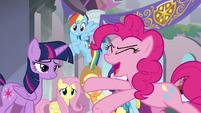 """Pinkie Pie """"so many new ponies!"""" S8E1"""