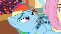 "Rainbow ""My teeth hurt"" S4E18"