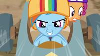 "Rainbow Dash ""we're on the attack"" S6E14"
