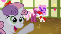 Sweetie Belle's idea 3 S2E17