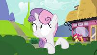 Sweetie sees Twilight S4E15