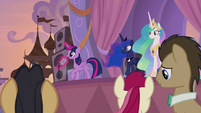 """Twilight """"watched over us night and day"""" S9E17"""