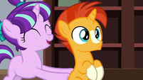 Young Starlight Glimmer -just like we used to!- S7E24