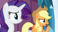 """AJ """"But what about when King Sombra ruled the Crystal Empire"""" S6E2"""