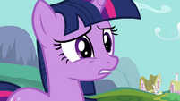 And where are Applejack and Fluttershy Twilight S03E10