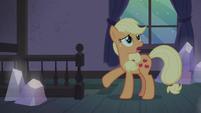 Applejack -never had a real Hearth's Warmin'!- S5E20