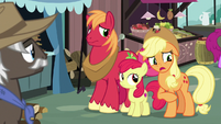 Applejack -we're not here for that- S7E13