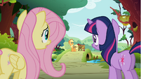 Fluttershy what will we do S01E10