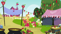 Granny Smith 'And just in time' S3E08