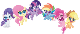 MLP Pony Life main cast group picture 2