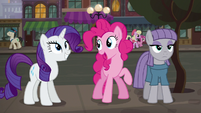 "Pinkie Pie ""this might be my favorite"" S6E3"