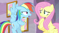 """Rainbow Dash """"some other pony wanted"""" MLPS3"""