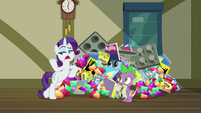 """Rarity """"how I could be more genuine"""" S9E19"""