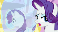 """Rarity """"there must be a secret to it"""" MLPS1"""