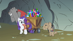 Rarity whining S1E19