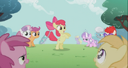 S02E06 Apple Bloom kręci obręczą