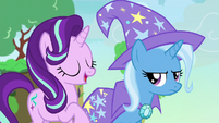 "Starlight ""before Chrysalis' throne was destroyed"" S7E17"