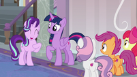 Starlight Glimmer offering her help S8E12