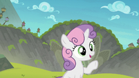 """Sweetie Belle """"we discovered our mission!"""" S8E6"""
