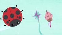 Twilight, Starlight, and Pinkie Pie's kites MLPS4