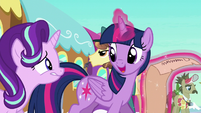 """Twilight """"get to the castle with enough time"""" S6E1"""