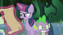 Twilight --don't want to live in that awful future-- S5E25